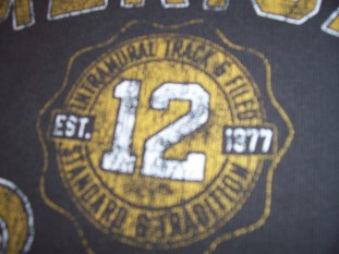 rob's sweatshirt